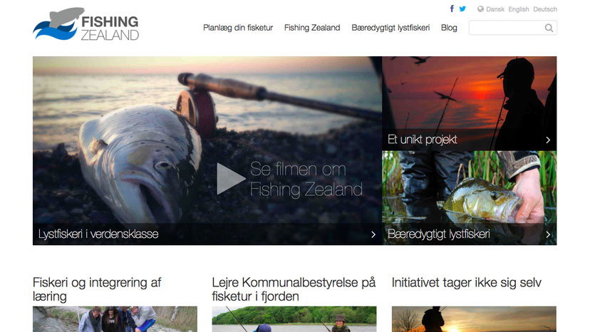 51ˢᵗ created the website for Fishing Zealand